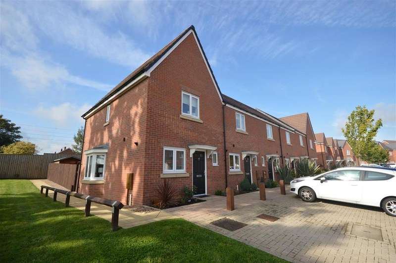 2 Bedrooms End Of Terrace House for sale in Oakfield Crescent, Marston Green, Birmingham