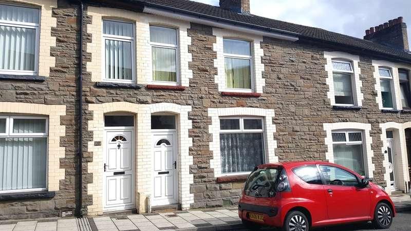 3 Bedrooms Terraced House for sale in Melin Street, Cwmfelinfach, Newport