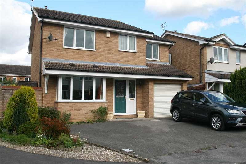 4 Bedrooms Detached House for sale in Doe Park, Clifton Moor, York YO30 4UQ