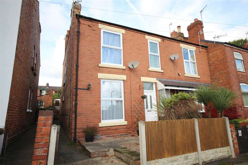 3 Bedrooms Semi Detached House for sale in Millfield Road, Ilkeston