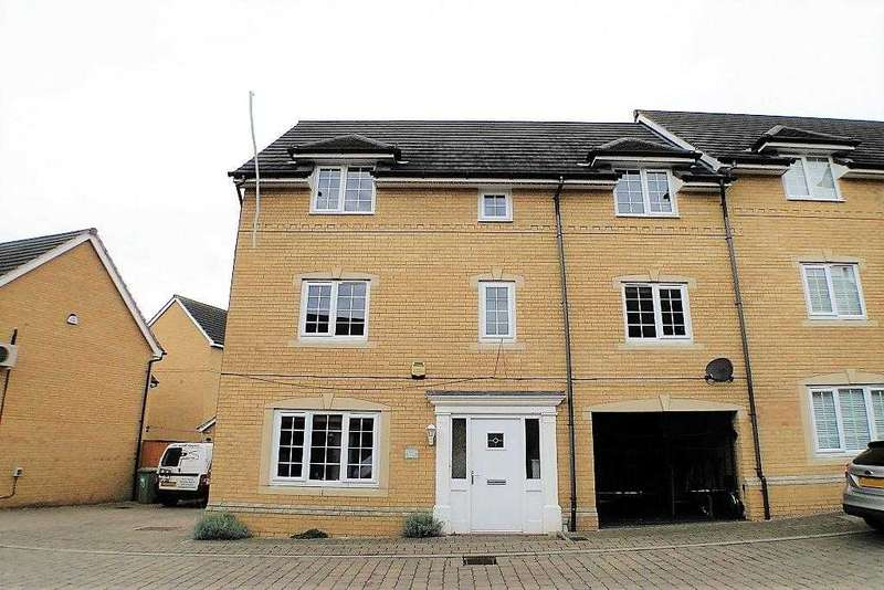 5 Bedrooms Semi Detached House for sale in Matthau Lane, Milton Keynes