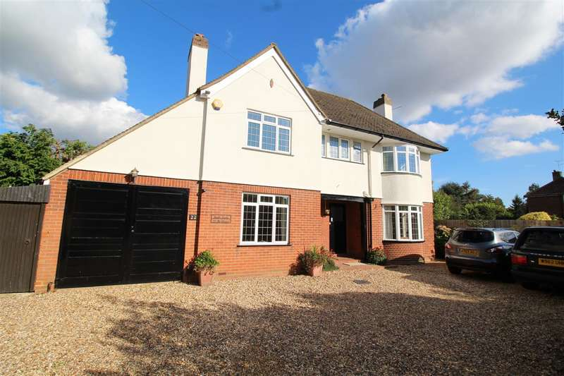 4 Bedrooms House for sale in The Avenue, Ipswich