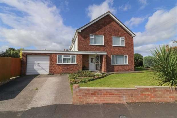 3 Bedrooms Semi Detached House for sale in Leigh Furlong Road, Street