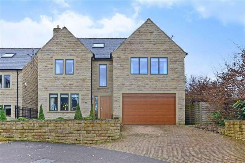6 Bedrooms Detached House for sale in Beech House, 2, Dore Lodge Gardens, Dore, Sheffield, S17