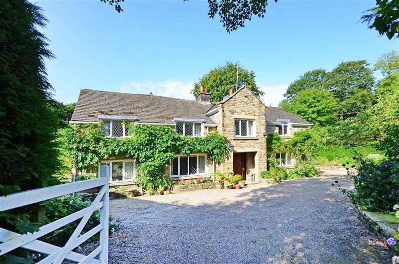 5 Bedrooms Detached House for sale in Fall Cottage, Old Hay Lane, Dore, Sheffield, S17