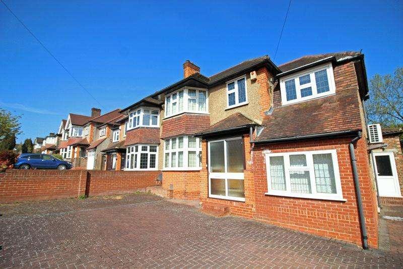 4 Bedrooms Semi Detached House for sale in Arundel Avenue, Sanderstead, Surrey