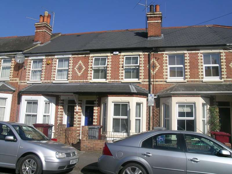 3 Bedrooms Terraced House for sale in Reading