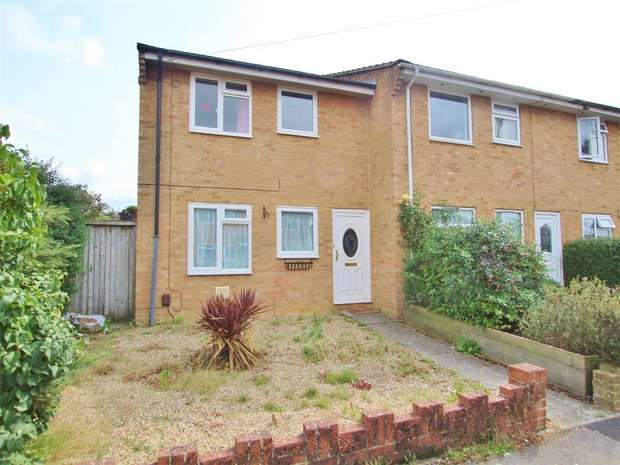 3 Bedrooms End Of Terrace House for sale in Broadmayne Road, Parkstone, POOLE, Dorset