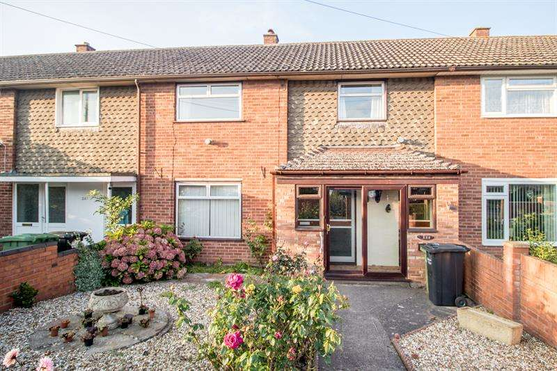 3 Bedrooms Terraced House for sale in Westfaling Street, Hereford