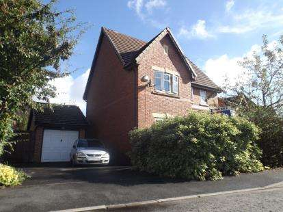 4 Bedrooms Detached House for sale in Newmarket Gardens, St. Helens, Merseyside, WA9
