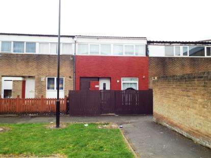 3 Bedrooms Terraced House for sale in Horsley Road, Washington, Tyne and Wear, NE38