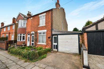 3 Bedrooms Semi Detached House for sale in Bathwood Drive, Sutton-In-Ashfield, Nottinghamshire, Notts