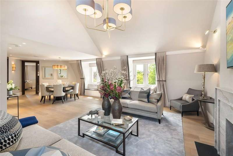 3 Bedrooms Flat for sale in Hans Place, London