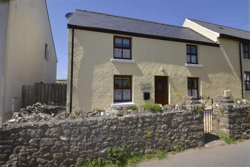 3 Bedrooms House for sale in Laurel Cottage, St Florence, Tenby, Pembrokeshire, SA70