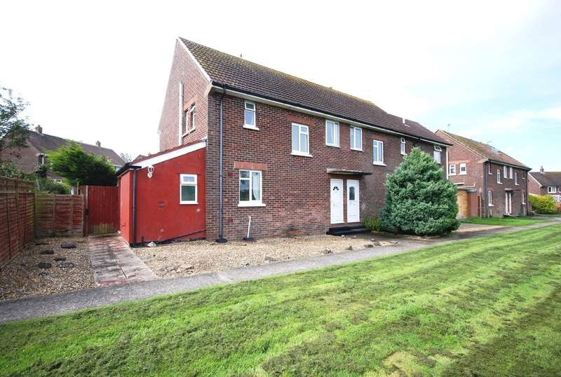 3 Bedrooms Semi Detached House for sale in Sycamore Avenue, Eglwys Brewis, St Athan, Vale Of Glamorgan, CF62 4JW