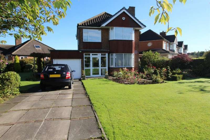 3 Bedrooms Detached House for sale in Smithy Lane, Cookridge, LS16