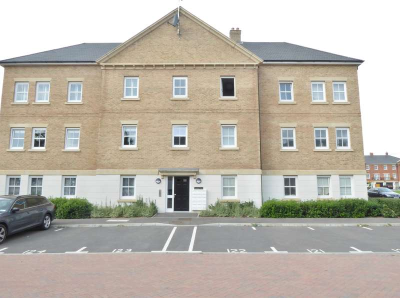 2 Bedrooms Flat for sale in Amethyst Court, Rainbow Road, Slade Green, Kent , DA8 2EH