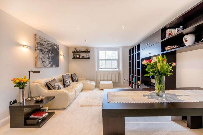 2 Bedrooms Flat for sale in Eccleston Square, Pimlico, SW1V