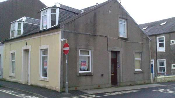 2 Bedrooms Semi Detached House for sale in 1/1 Crichton Street, Millport, Isle of Cumbrae, KA28 0ET