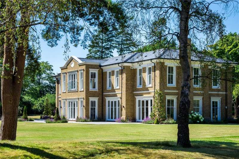 7 Bedrooms Detached House for sale in Spats Lane, Headley, Hampshire