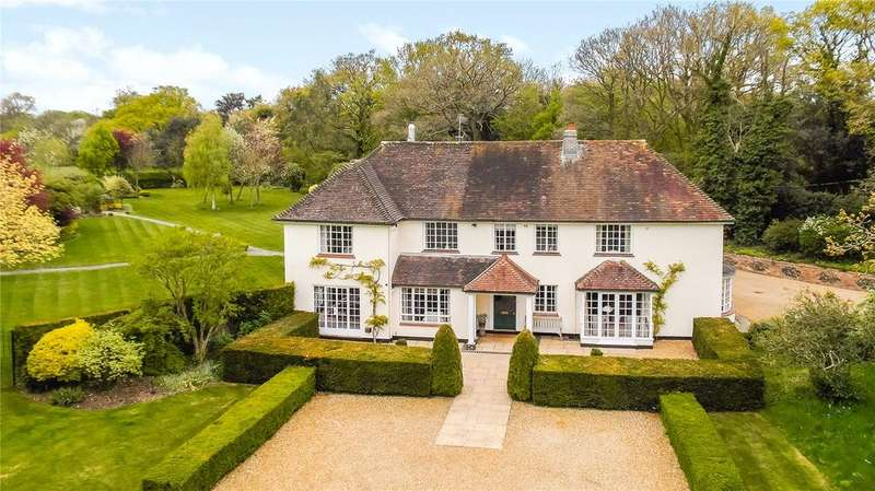 5 Bedrooms Detached House for sale in Rose Lane, Wheathampstead, St. Albans, Hertfordshire