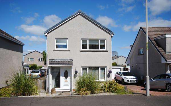 3 Bedrooms Detached House for sale in 6 Bells Wynd, Lanark, ML11 7JF