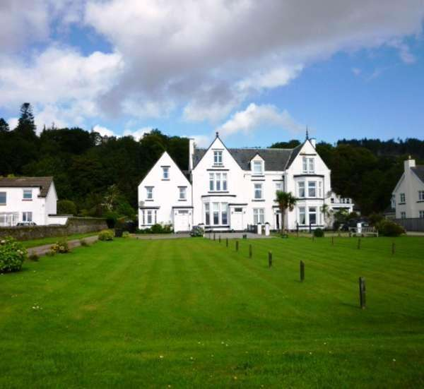 4 Bedrooms End Of Terrace House for sale in Lilybank, 89 Shore Road, Innellan, Dunoon, PA23 7SP