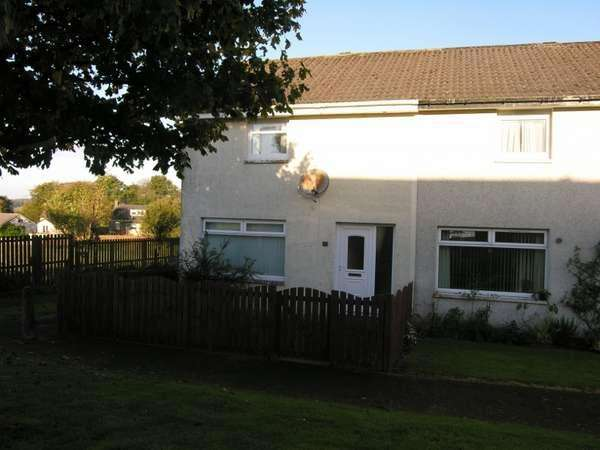 2 Bedrooms End Of Terrace House for sale in 32 Sandyhill Avenue, Shotts, ML7 5EG