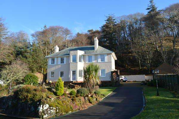 4 Bedrooms Detached House for sale in The Moorings Ganavan Road, Oban, PA34 5TU