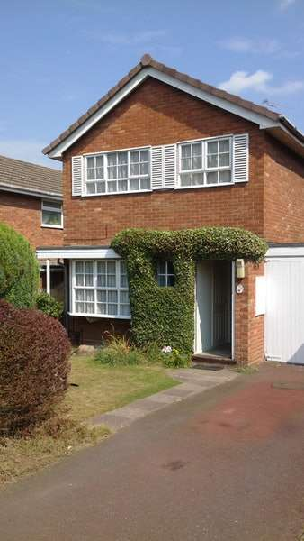 3 Bedrooms Link Detached House for sale in Keldy Close, Wolverhampton, West Midlands, WV6