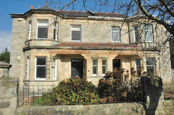 3 Bedrooms Flat for sale in 31A Park Circus, Ayr, KA7 2DJ