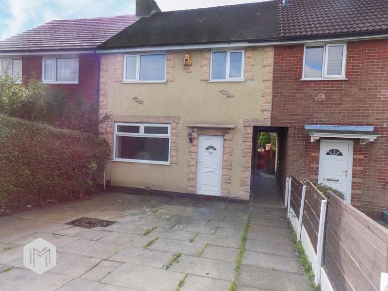 3 Bedrooms Terraced House for sale in Windermere Road, Farnworth, Bolton, BL4