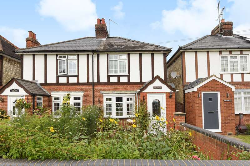 2 Bedrooms Semi Detached House for sale in Green Lane, Hitchin, SG4