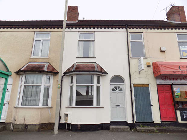 2 Bedrooms Terraced House for sale in DUDLEY, West Midlands, DY2