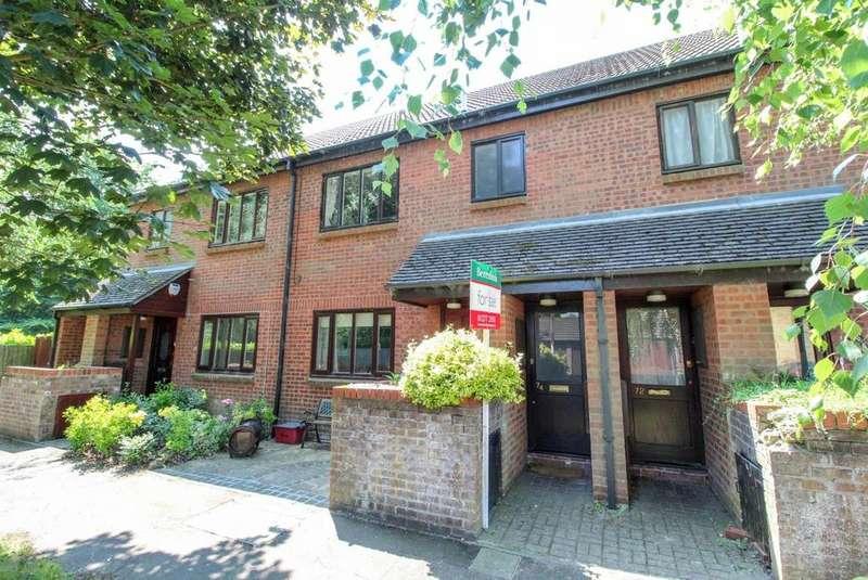 1 Bedroom Maisonette Flat for sale in Brackens Drive, Warley, Brentwood, Essex, CM14