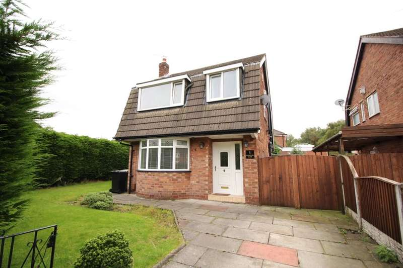 3 Bedrooms Detached House for sale in Berisford Close, Timperley, Altrincham, WA15