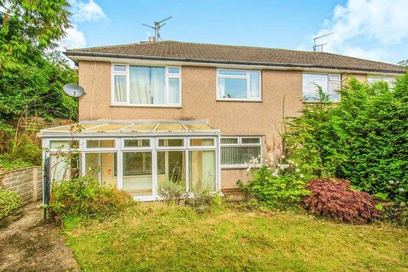 2 Bedrooms Maisonette Flat for sale in Llanedeyrn Road, Penylan, Cardiff