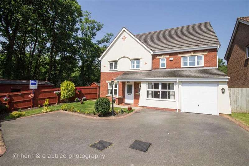 7 Bedrooms Detached House for sale in Llewelyn Goch, Parc Rhydlafar, Cardiff
