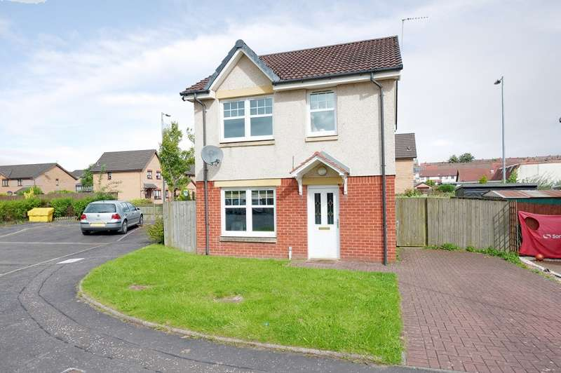 3 Bedrooms Detached Villa House for sale in Gifford Place, Coatbridge, North Lanarkshire, ML5 5GE