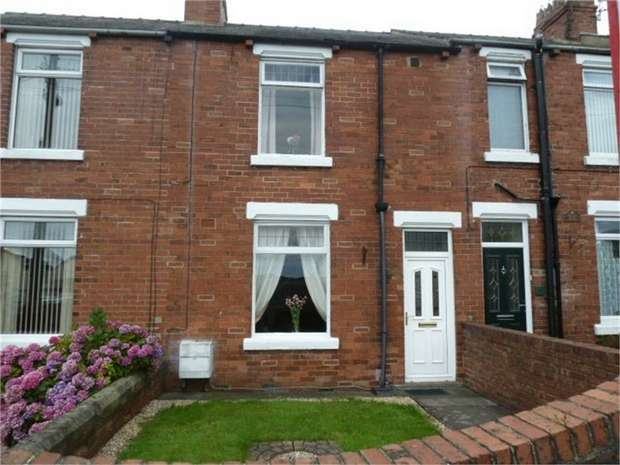 2 Bedrooms Terraced House for sale in Black Road, Langley Moor, Durham