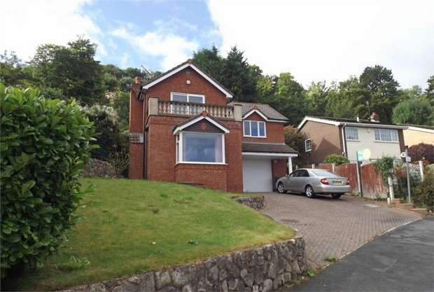 4 Bedrooms Detached House for sale in Lon Pendyffryn, Llanddulas, Abergele, Conwy