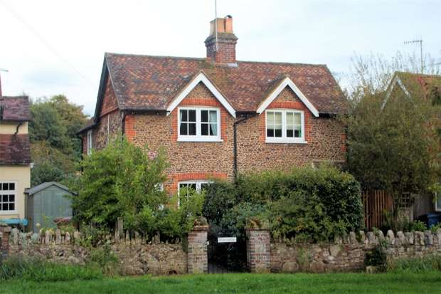 2 Bedrooms Cottage House for sale in Wonersh, Guildford, Surrey
