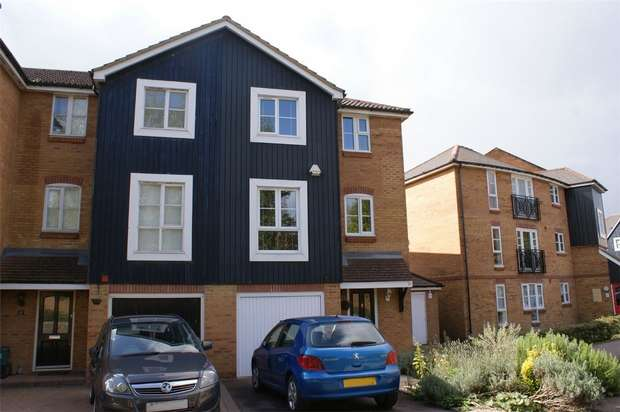 4 Bedrooms End Of Terrace House for sale in Imperial Way, Apsley Lock, HEMEL HEMPSTEAD, Hertfordshire