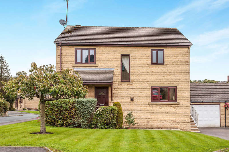 4 Bedrooms Detached House for sale in Thorn Garth, Cleckheaton, BD19