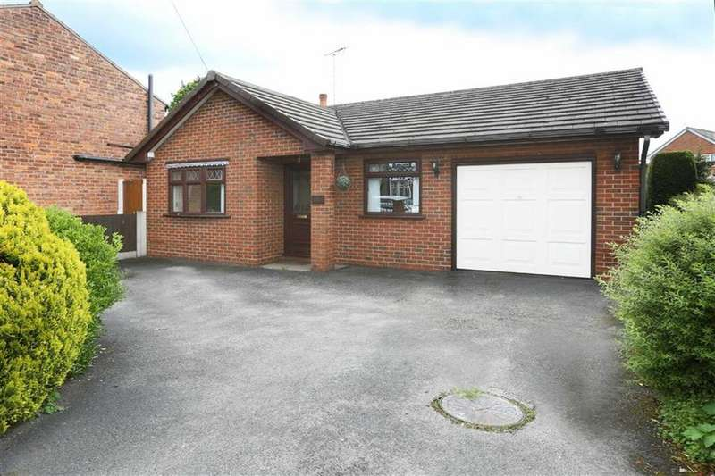 2 Bedrooms Detached Bungalow for sale in Audlem Road, Nantwich, Cheshire