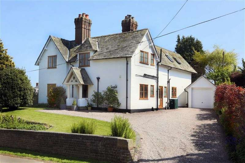 5 Bedrooms Detached House for sale in Station Road, Adderley Market Drayton, Shropshire