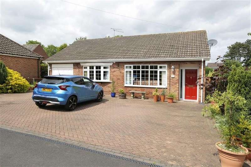 3 Bedrooms Detached Bungalow for sale in Birchin Lane, Nantwich, Cheshire