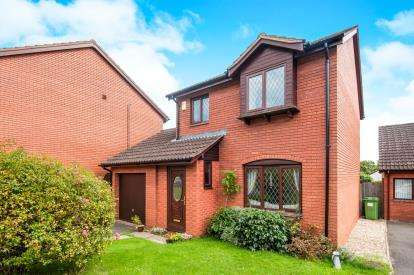 3 Bedrooms Detached House for sale in Meadow Drive, Exeter, Devon