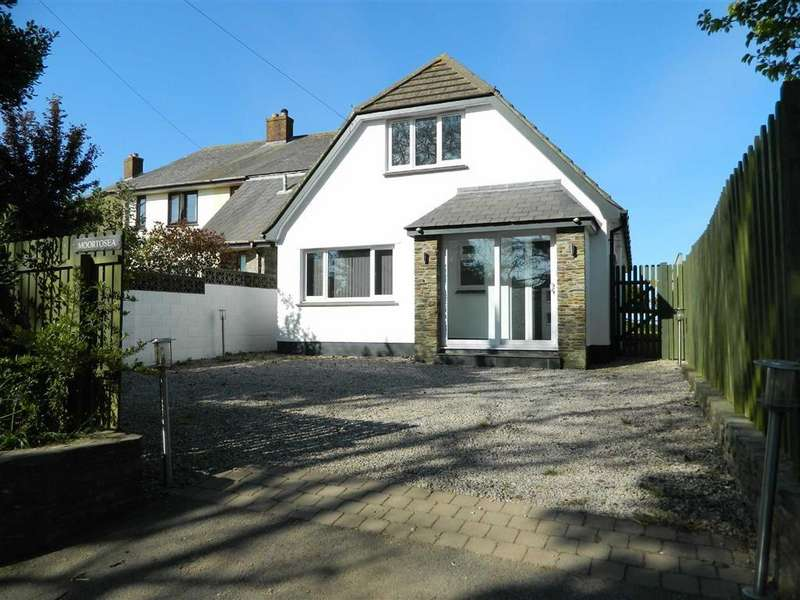 3 Bedrooms Detached House for sale in Totnes Road, Strete, Devon, TQ6