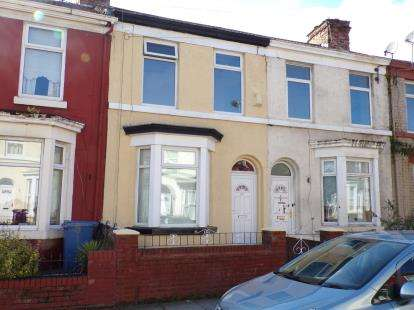 2 Bedrooms Terraced House for sale in Ruskin Street, ., Liverpool, Merseyside, L4